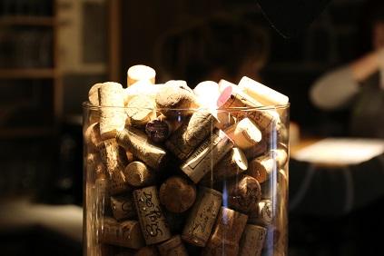 l'ambiance intime du restaurant des Volca'lodges