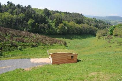 ecolodge Auvergne