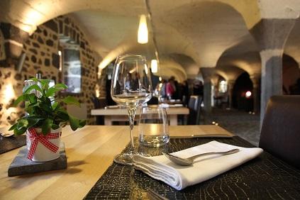 restaurant les Tables de Marceline près de Pontgibaud